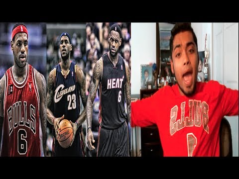 Fan Reaction To - NBA Lebron James Becomes A Free Agent 2014!