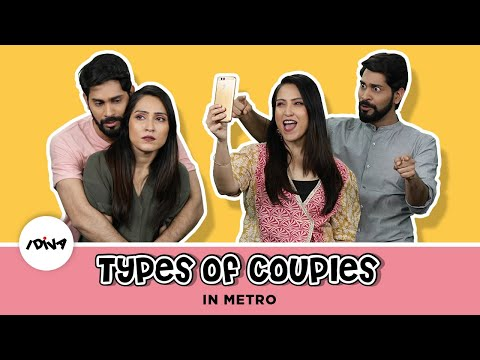 iDiva - Types Of Couples In The Metro | Couples You Come Across In The Metro