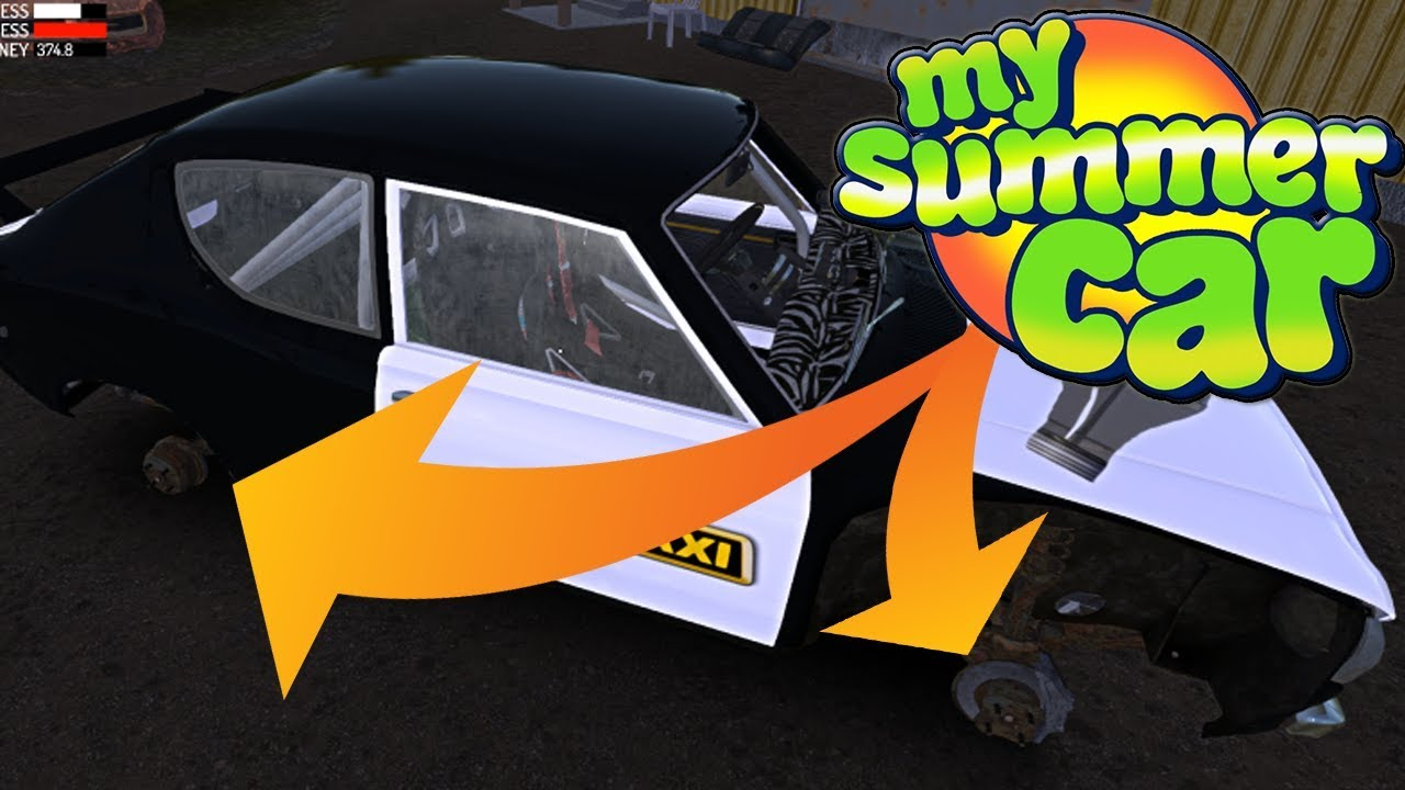 WIZYTA U MECHANIKA – My Summer Car #71
