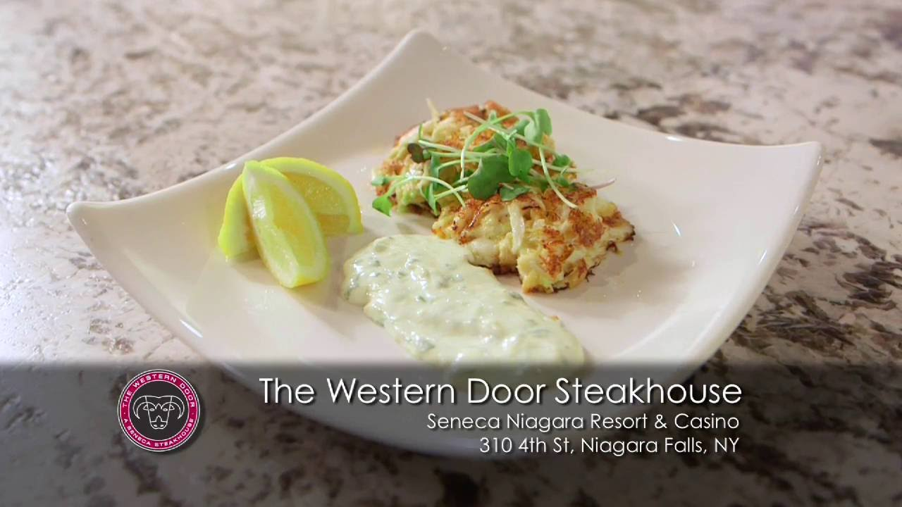 Decorating western door steakhouse images : Come Dine With Me WNY presents The Western Door's Maryland Crab ...