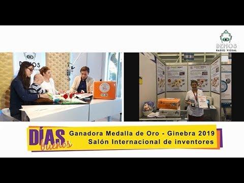 Lelis Hayipandelli Médica Pediatra Creadora De EVASET™ En DÍAS Buenos Con Mario Oneto