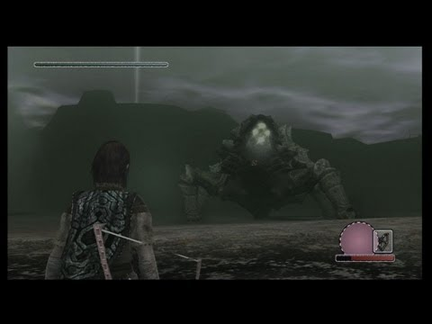 Shadow Of The Colossus – Ninth Colossus – Part 14