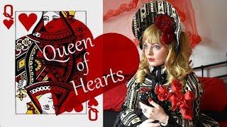 Queen of hearts ♥ lolita lookbook