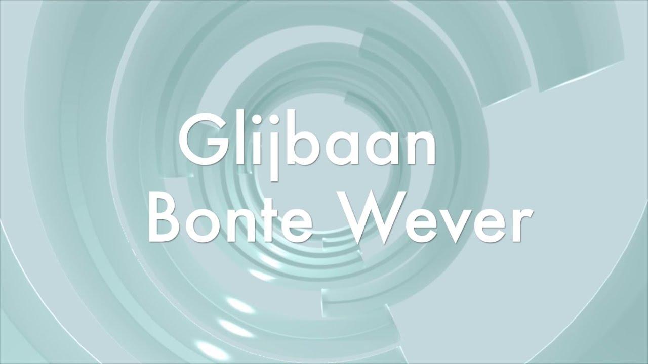 Bonte Wever Assen Zwemmen.Glijbaan Bonte Wever Onslide Mega Rides