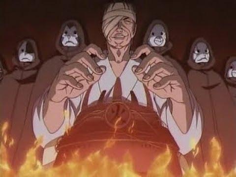 Naruto Shippuden: Danzo's Past