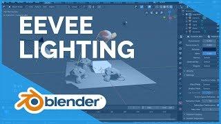 Eevee Lighting - Blender 2.80 …