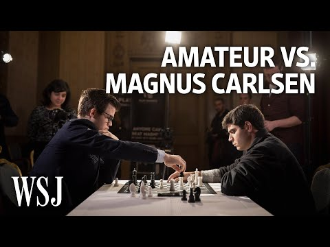 When An Amateur Challenges A ​Chess Grandmaster