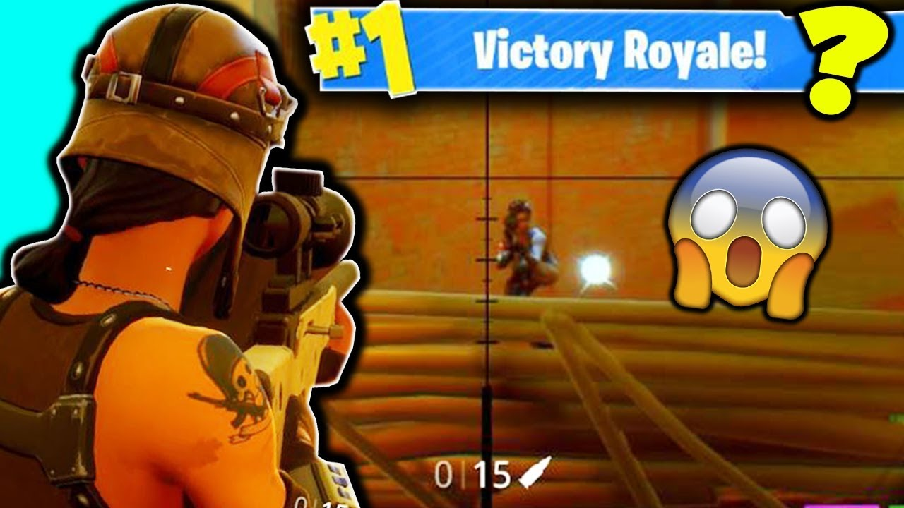 Epic Victory Fortnite Wallpaper