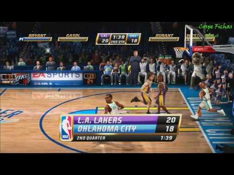 NBA Jam - Los Angeles Lakers (Xbox 360) EA Sports
