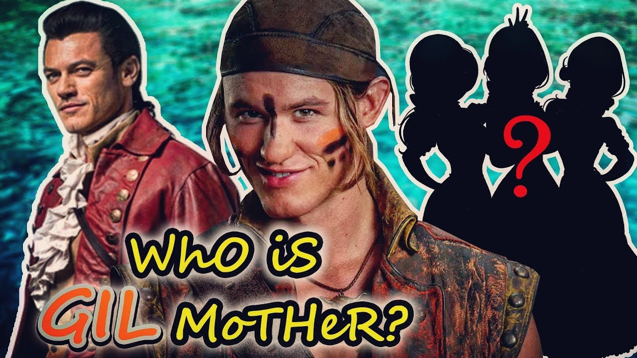DESCENDANTS 2 🍎 Who is GIL`s Mother? 👯 Born2BeViral 🔥 image