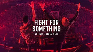 Download Brennan Heart & Coone ft. Max P  - Fight For Something (Official Videoclip) Mp3 and Videos