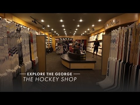 The Hockey Shop / Explore The George