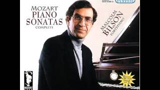 Malcolm Bilson: Mozart Sonata: Allegro from the Sonata in Bb, K. 333