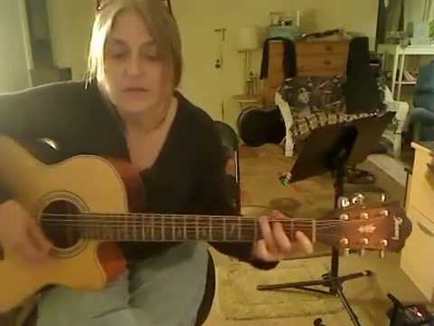 Lesley Diane Guitar- Connie M and Walter G- L.A. Freeway- Practice & Review Vid