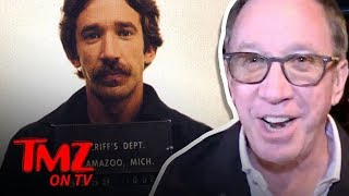 Tim Allen Comments On Colorado Legalizing Mushrooms! | TMZ TV