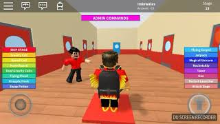 Escape Mcdonalds (Roblox video and my first video!!)