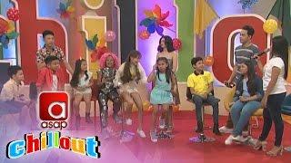 asap chillout ang pinaka game with yfsf kids