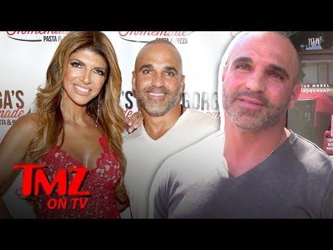 Teresa Giudice's Brother Says She's Not Moving To Italy | TMZ TV