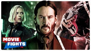 Download What Character Could Kill John Wick? MOVIE FIGHTS Mp3 and Videos