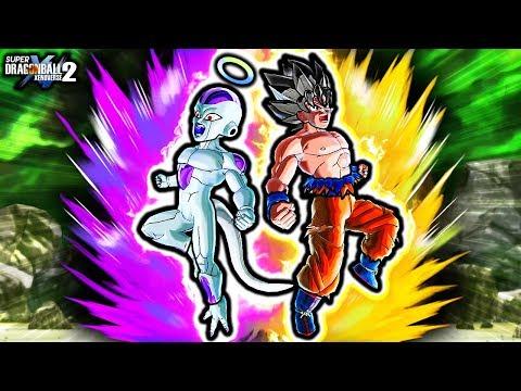 NEW GOKU & FRIEZA FINALE PACK! Dragon Ball Xenoverse 2 Final Goku & Frieza Vs Jiren