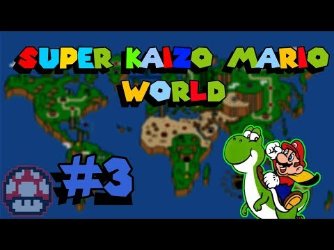 Super Kaizo Mario World #3 - Amo su inocencia