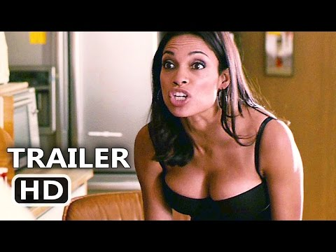 PUERTO RICANS IN PARIS   Comedy Rosario Dawson Movie HD