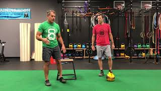 Kettlebell or Body weight conditioning