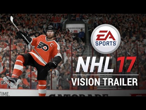 Nhl 17 Vision Trailer Xbox One Ps4 Youtube