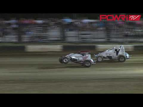 5/12/18 POWRi WAR Highlights- Fayette County Speedway
