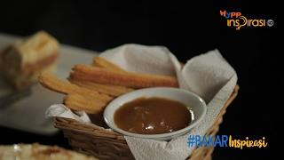 Download lagu #BakarInspirasi: Churros Bakar
