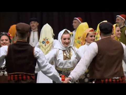 """KUD IZVOR Neu-Isenburg - """"Kraj cesma momi igraja"""" - Igre iz okoline Krive Palanke"""