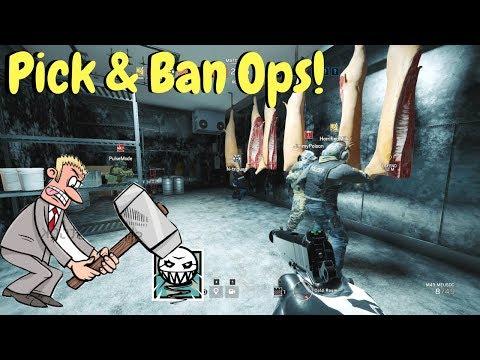 Banning System in Siege? - Rainbow Six Siege