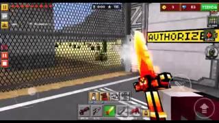 Pixel Gun 3D gameplay replay! #pixelgun3d #pixel #gun #3d #pixelgun #fps #shooter #pg3d