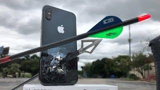 iPhone XS Max vs Montec Arrow