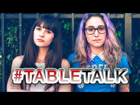 Prank Or No Prank on #TableTalk with Guests Gaby Dunn and Al