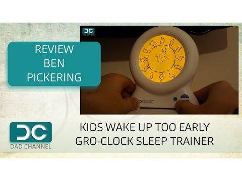 Sleep Clock With Sleepy Farm Storybook Gro Clock Sleep Trainer