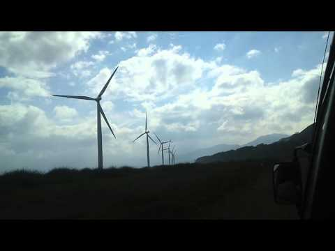 Bangui Windmills Road trip