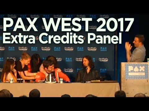 PAX WEST 2017 Extra Credits Panel