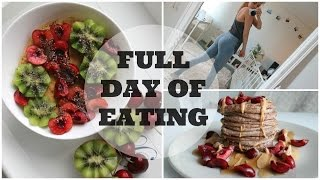 FULL DAY OF EATING | VEGAN HIGH PROTEIN | 140g of Protein!