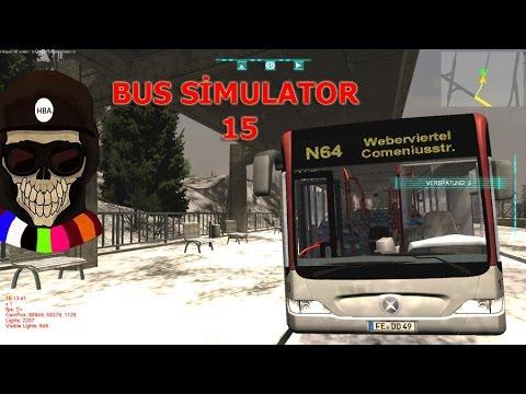 Bus Simulator 15 скачать торрент - фото 3