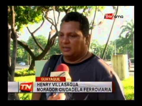 Denuncian inseguridad por PAI abandonado en ciudadela Ferroviaria