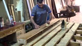 تلبيس قشرة خشب - wood veneer