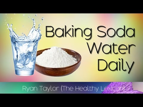 Baking Soda Water: Daily (Benefits)