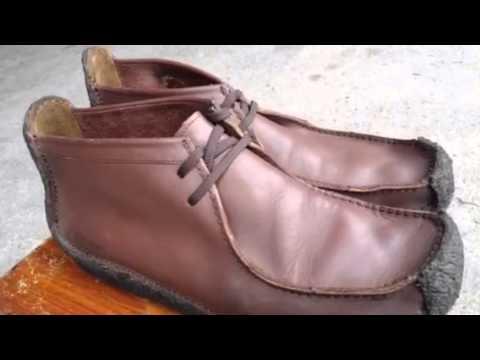 รองเท้า Clarks มือสอง ร้านเจไดเชียงใหม่