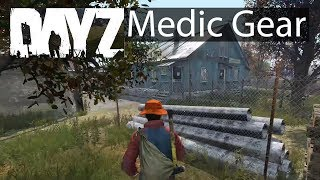 DayZ Xbox One Gameplay Medical Clinic & Medic Gear Guide