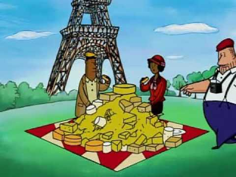 Madeline - Madeline at the Eiffel Tower - S4 E6