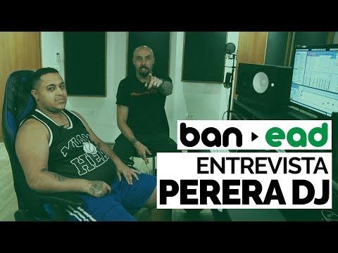 COLAMOS NO ESTÚDIO DO PERERA DJ PARA FAZER UNS BEATS - ABLETON E PUSH 2