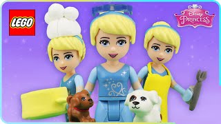 ♥ LEGO Best of Disney Princess Cinderella (Step Sisters Lunch, Romantic Castle, Sea Adventures...)