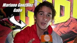Gabo y Lorenzo nos cuentan todo sobre O11CE, la nueva serie de Disney XD!