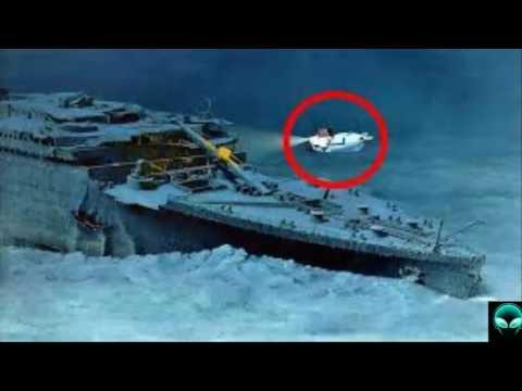La raz n de porque que no se puede sacar el titanic del mar youtube - Fotos fondo del mar ...